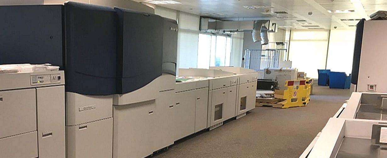 XPA Aarhus går foran med ny viden. Xerox iGen 5