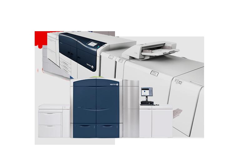 Produktionsprintere & digitalprintere