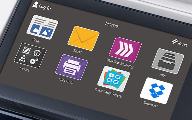 Xerox ConnectKey Teknologi
