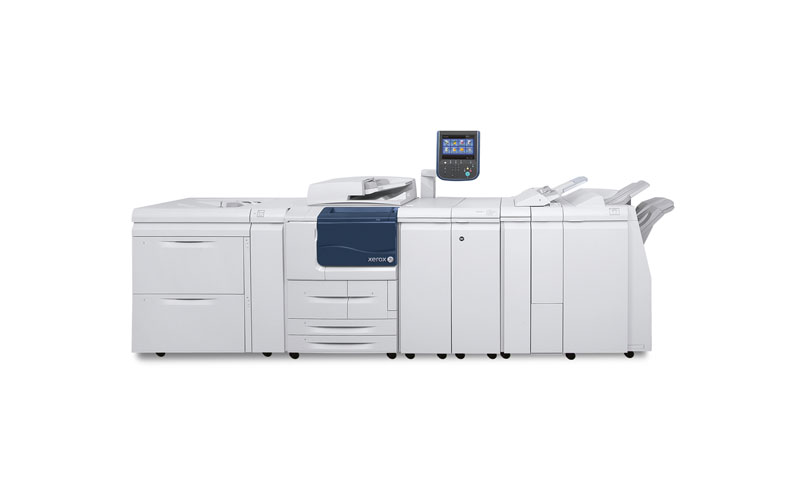 D136 kopimaskine – printer