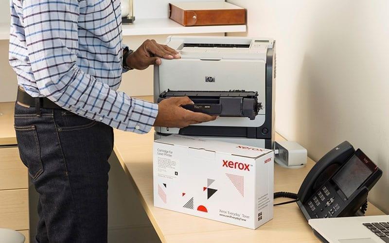 Xerox Toner og printer