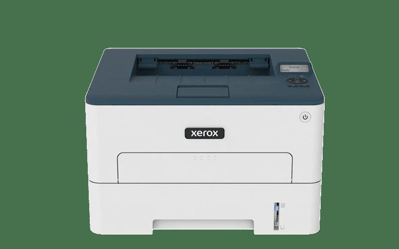 Xerox® B230 multifunktionsprinter forfra set