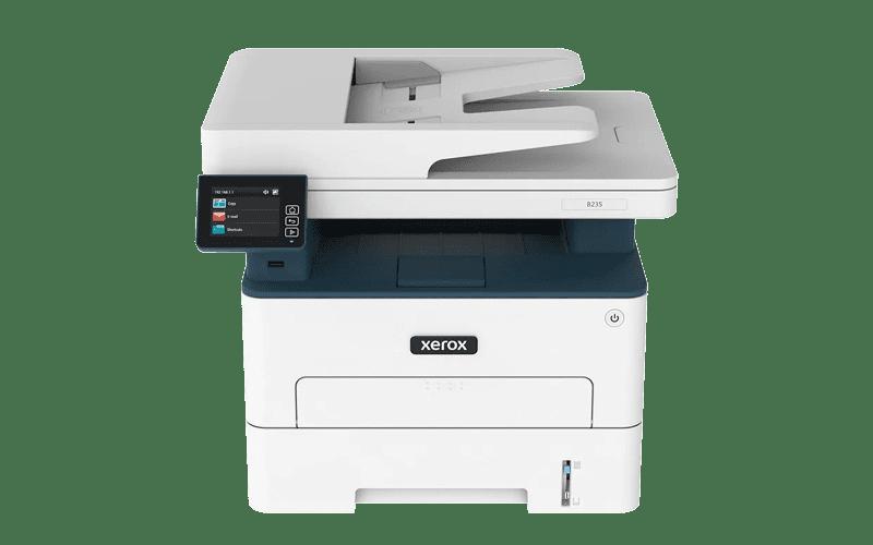 Xerox® B235 Multifonction Printer frontalbillede